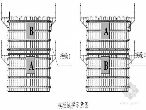 [福建]铁路桥工程高墩翻模墩身施工作业指导书