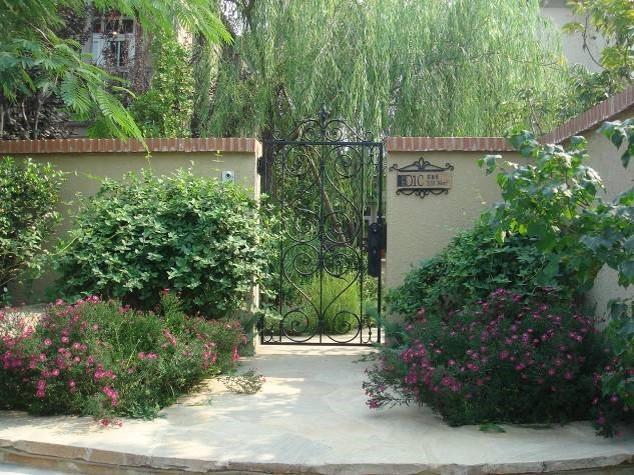 植物组团景观营造——入口小空间植物组团