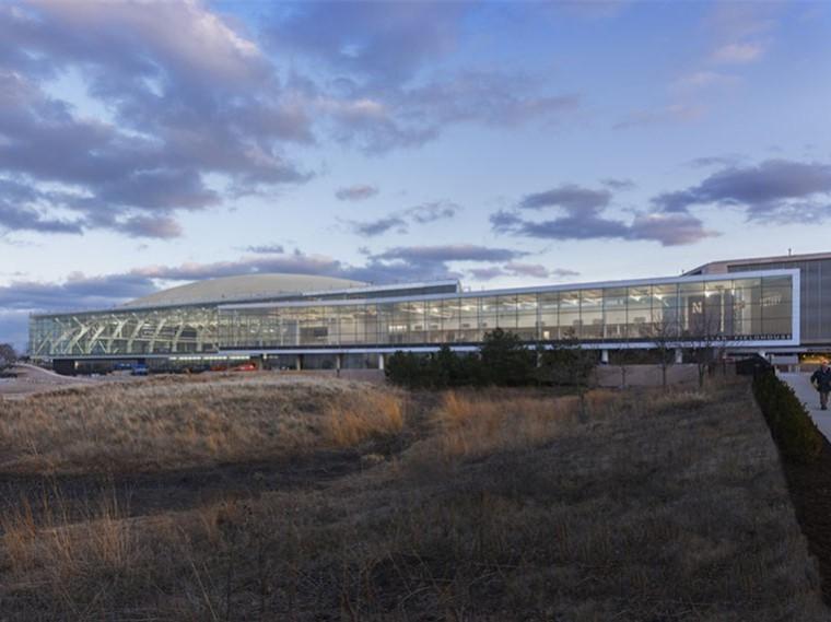 美国西北大学Ryan-Walter体育中心