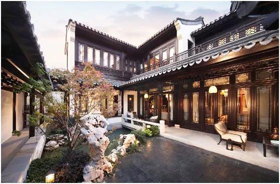 中式庭院·美在诗里_38