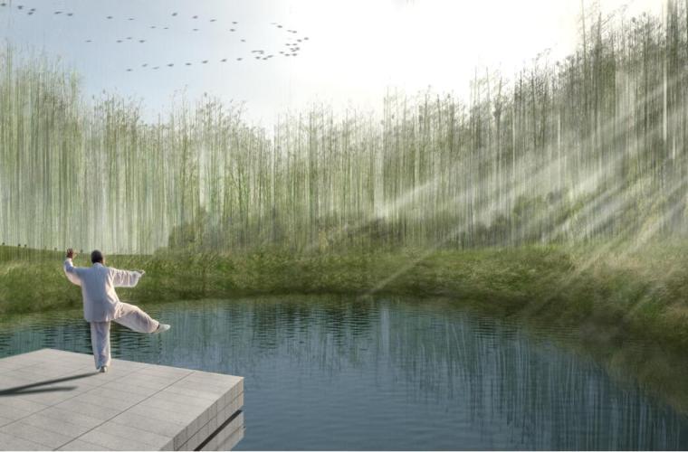 [江苏]昆山湿地公园景观设计方案(生态)