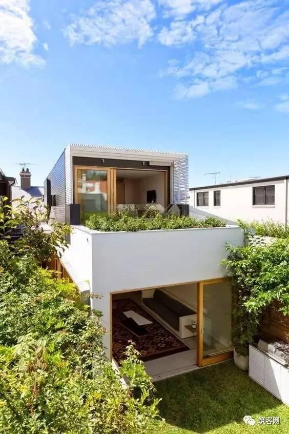 40款·简洁的现代别墅设计_5
