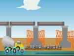 简支梁就地浇筑施工动画及简支梁桥现浇法施工实训动画(共2个)