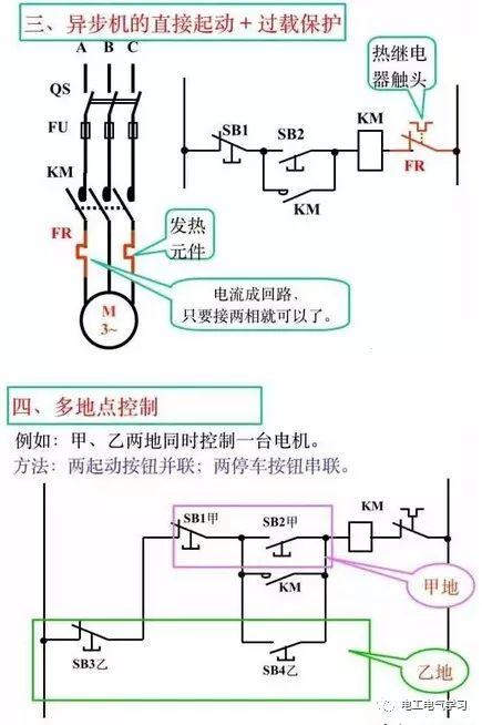 电气二次控制回路知识大全_14