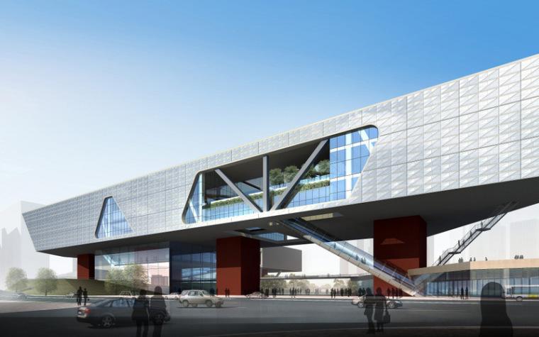 深圳科技馆设计方案2