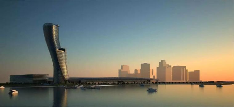 首都门厅――世界上倾斜度最大的塔楼_3