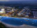 [上海]浦东城市规划设计旅游区规划方案(上海新月港湾)