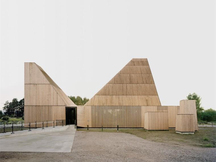 挪威Våler教堂-1