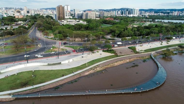 巴西GuaíbaOrla城市公园-4