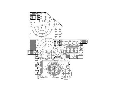小型酒店建筑设计方案平面图