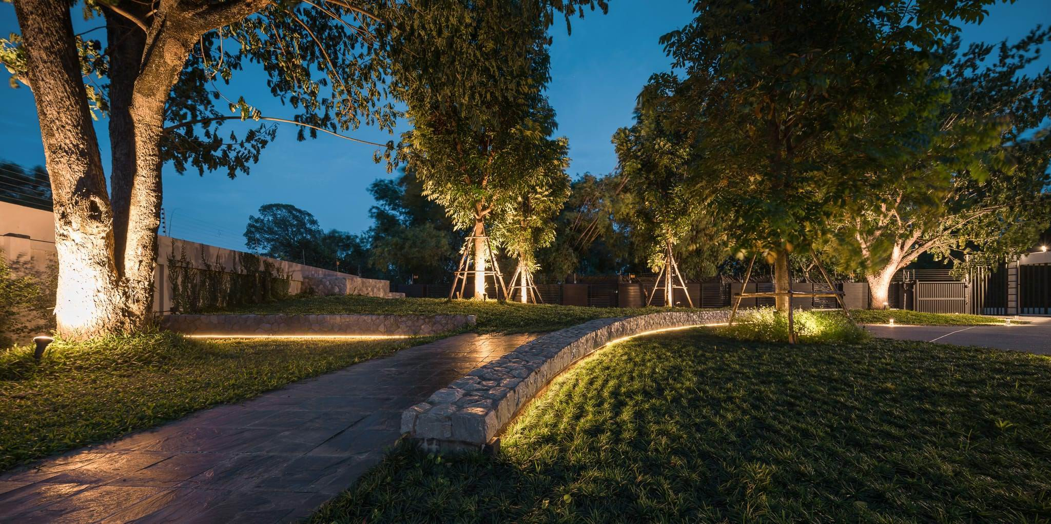 泰国碧武里W私人住宅景观-19