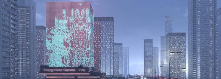 """创新方案:深圳又一地标建筑,113米高的""""灯塔""""!!"""
