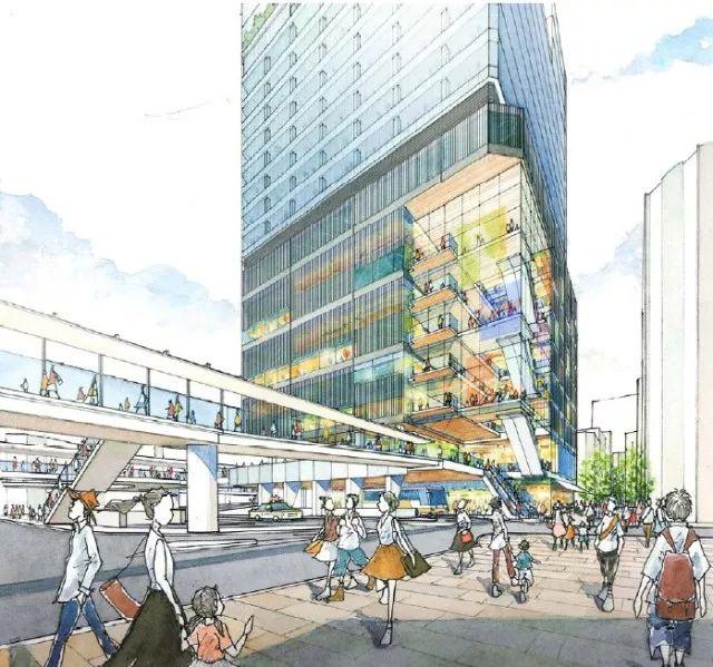 2020东京奥运会最大亮点:涩谷超大级站城一体化开发项目_38