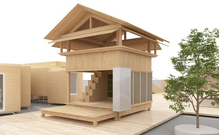 2016东京展的12个极具创意的住宅设计_7