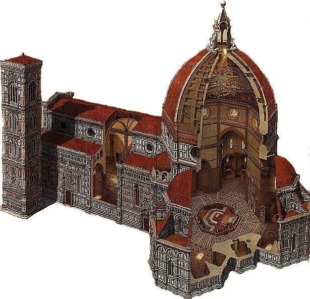 一套图带你读懂建筑结构进化史_11