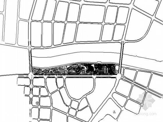 [内蒙古]自然生态林地景观规划设计施工图