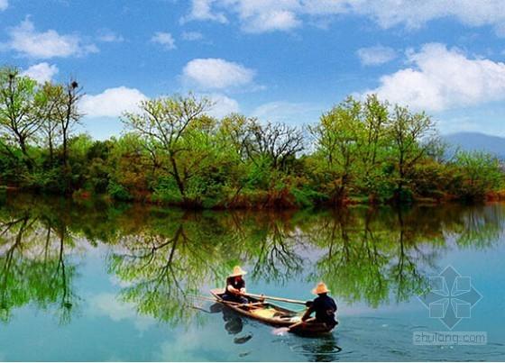 [杭州]西溪湿地渔庄景观提升零星工程量清单计价实例