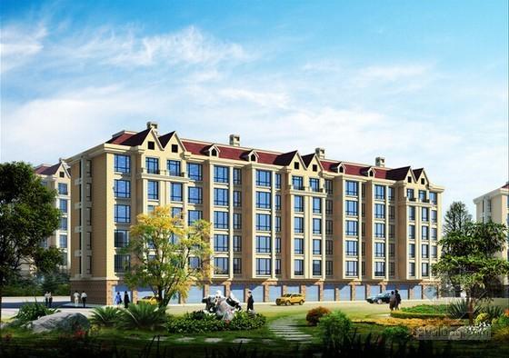[山东]住宅项目建设工程施工合同(88页)