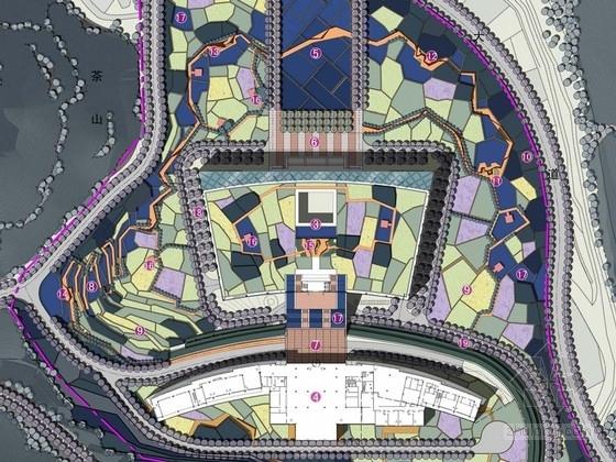 [江西]大型国际会议渡假酒店景观工程设计方案(北京著名设计院出品)