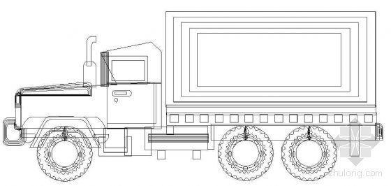 货车图块3