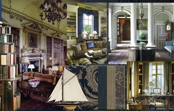高级品牌国际连锁酒店室内设计方案休闲会所意向图