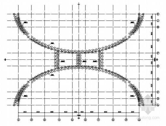 [洛阳]网球馆结构施工图