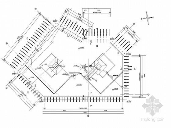 [浙江]岩石基坑支护方案设计(注浆土钉 喷锚)