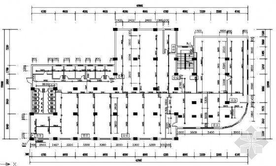 某网吧喷淋系统设计图