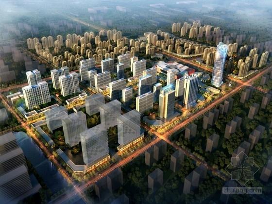 [江苏]滨江新城区规划设计方案文本