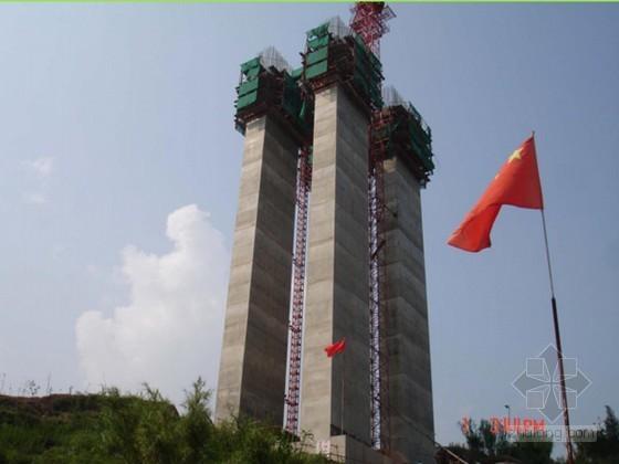 桥梁高墩施工技术方法及案例209页(PPT 翻模滑模爬模)