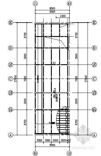 楼承板配筋节点构造详图