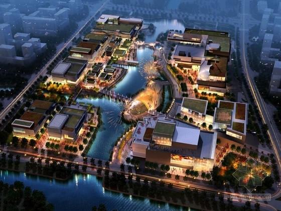 [浙江]七彩主题文化广场景观概念方案设计
