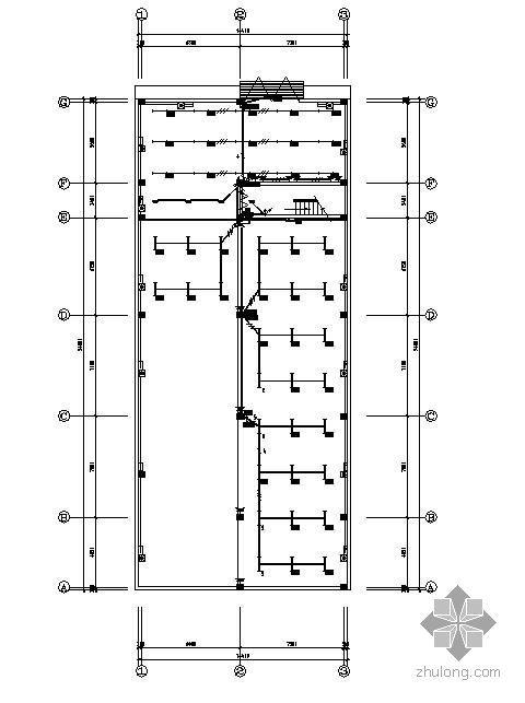某三层旅馆电气施工图