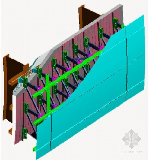 国际体育演艺中心金属板幕墙施工技术与质量控制101页(硕士)