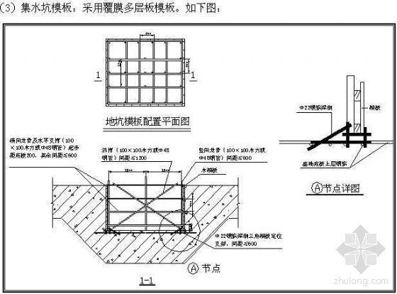 北京某全现浇剪力墙结构工程模板施工方案