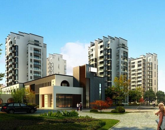 [河北]住宅小区项目建议书(代可研)