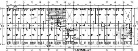 [学士]三层框架结构宾馆毕业设计(含计算书,建筑、结构图)