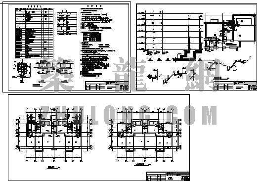 VRV暖通系统图纸资料下载-某建筑VRV系统设计图纸