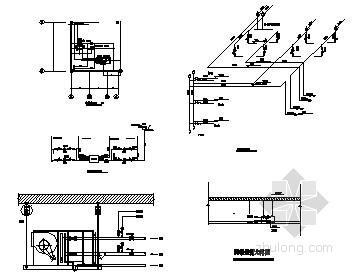 天然食品加工车间GMP改造工程项目空调施工设计图纸