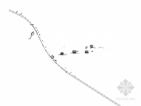 高速公路工程拌和站平面布置图