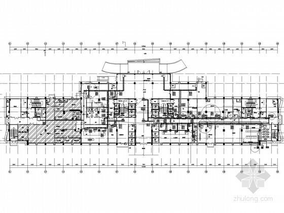 医院空调设计大院资料下载-[广东]大型医院建筑综合体空调通风及防排烟系统设计施工图(大院设计 内含图纸172张)
