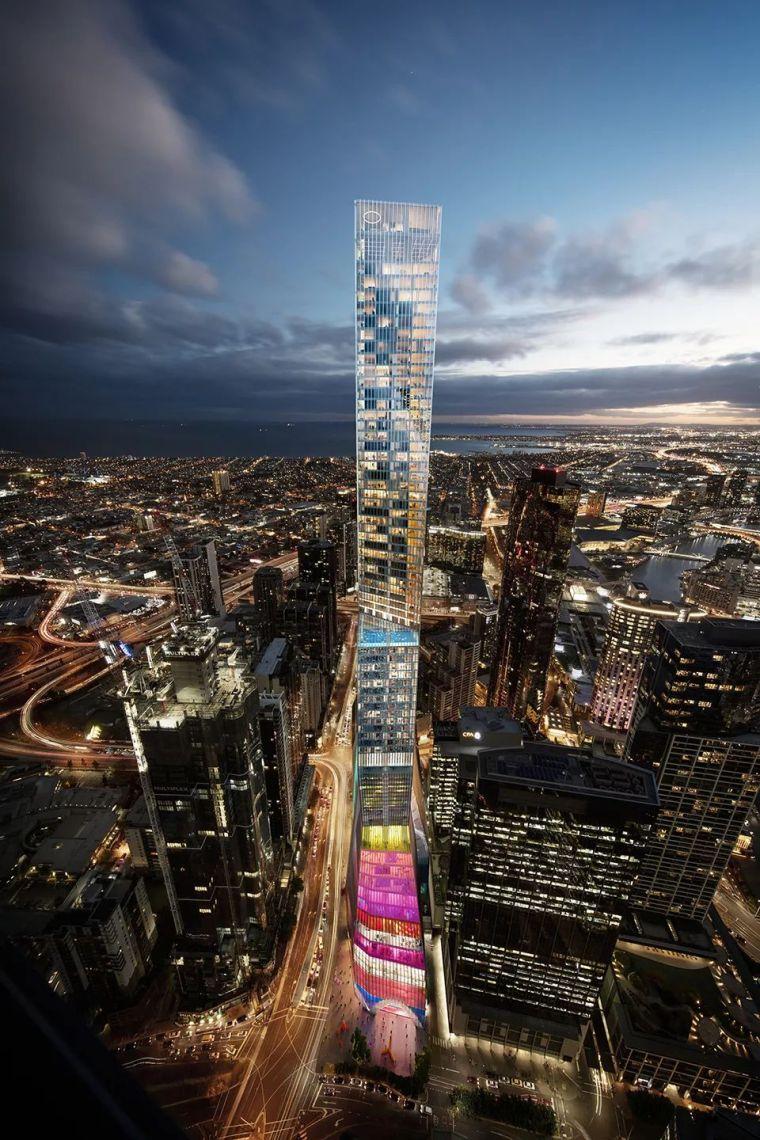 [竞赛案例]Wow~惊艳你的城市超高层计划!