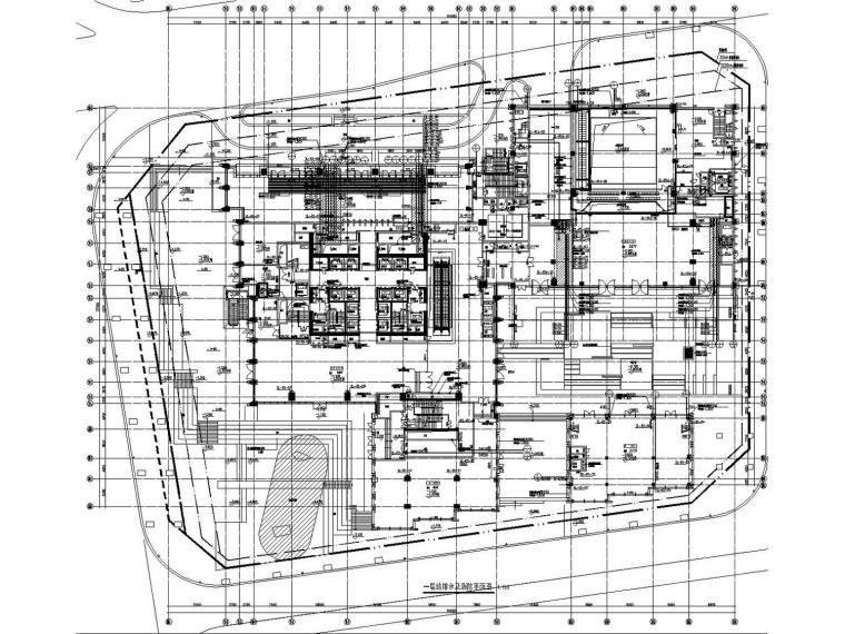 [深圳]173米超高层写字楼泵房给水虹吸雨水气体灭火系统设计255张