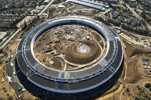 苹果对新总部设计细节吹毛求疵,工期一拖再拖