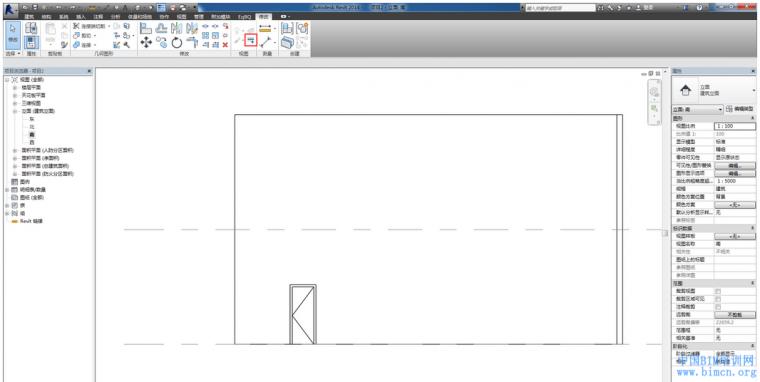 BIM软件小技巧:Revit线处理工具使用