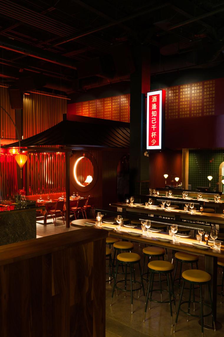加拿大MissWong中餐厅-032-miss-wong-restaurant-by-menard-dworkind-architecture-design