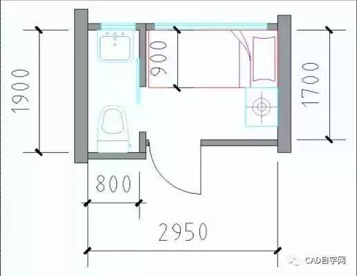 设计师终极福利!所有户型室内设计尺寸图解分析,建议永久收藏!_4