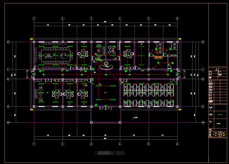 电气配管配线部分工程量计算