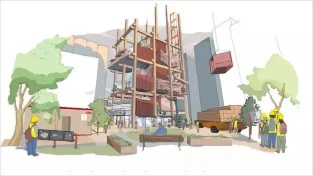 谷歌投资10亿兴建未来之城!装配式建筑成主角!_10