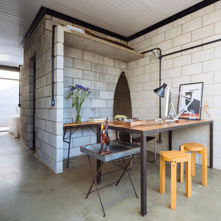 建筑中的混凝土块:如何使用这些低成本材料?_10